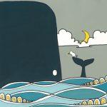 カモメとクジラ